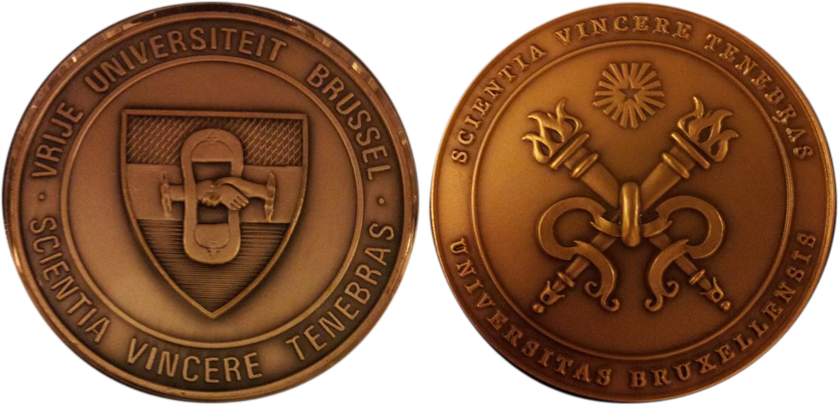 brussels medals