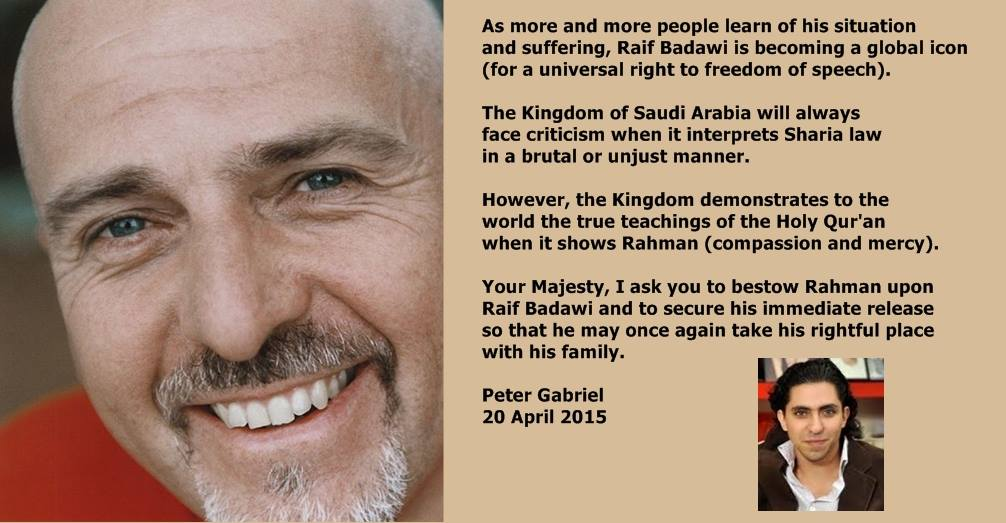 peter gabriel quote