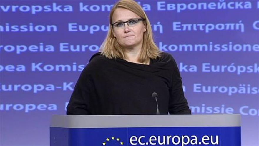 EU laments Saudi blocking of Swedish minister's speech