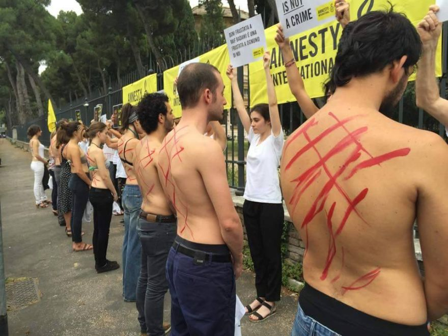 Call To Action! Worldwide Events this week for Raif Badawi