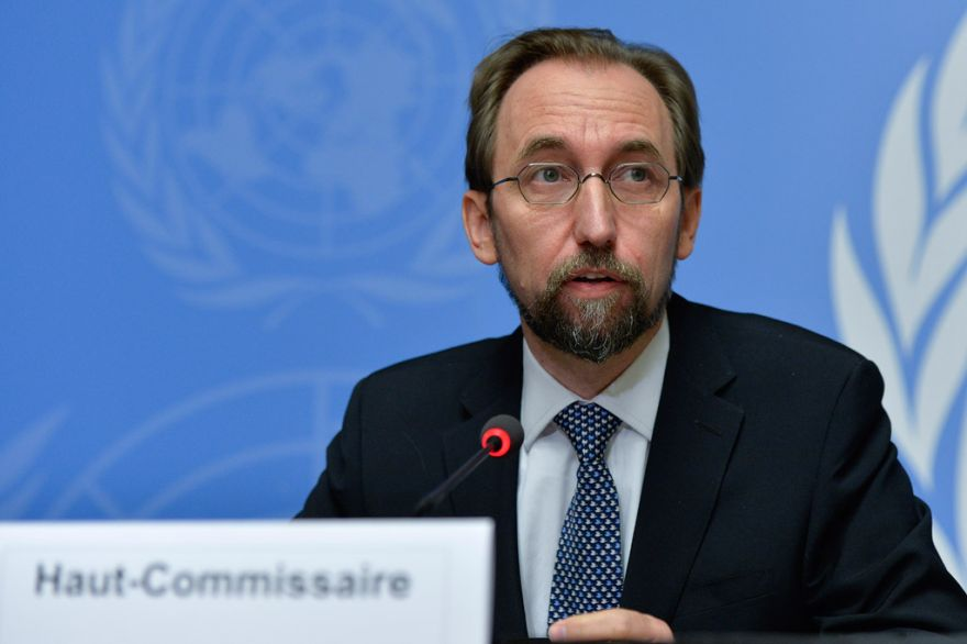 Saudi Arabia: public flogging of blogger 'cruel and inhuman,' says UN rights chief