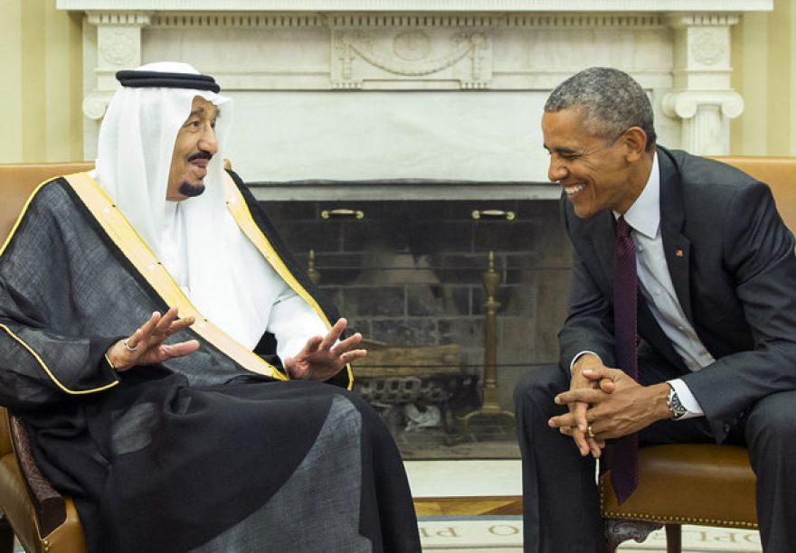 Saudi King Salman's Washington Visit Prompted This Message From 12,000 People