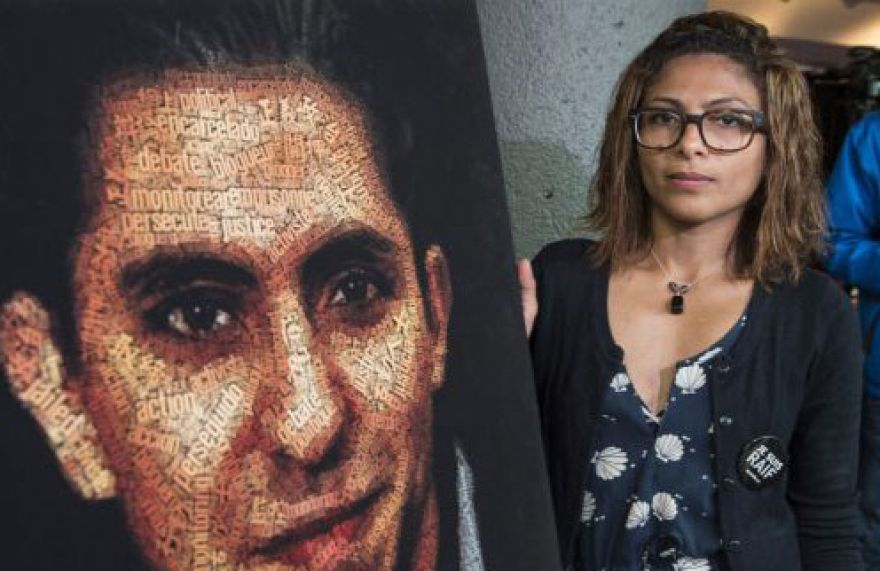 Raif Badawi Awarded The EU Parliament Sakharov Prize