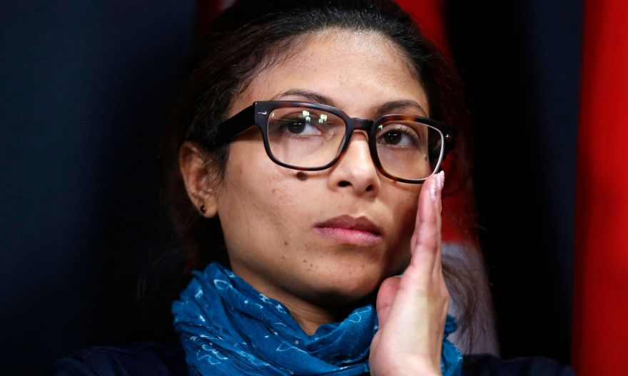 A Plea From Raif Badawi's Wife, Ensaf Haidar