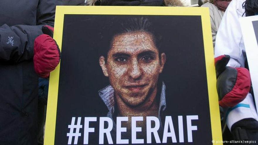 DW Freedom of Speech Award for Raif Badawi